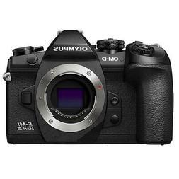 Olympus OM-D E-M1 Mark III Mirrorless Digital Camera Body, B
