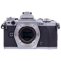 Olympus OM-D E-M5 Mark II Mirrorless Micro Four Thirds Digit