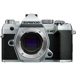 Olympus OM-D E-M5 Mark III Mirrorless Digital Camera Body, S