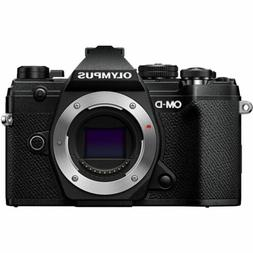 Olympus OM-D E-M5 Mark III Mirrorless Digital Camera  Black