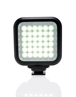 Opteka VL-5 LED Studio Travel Video Light for Digital DSLR C