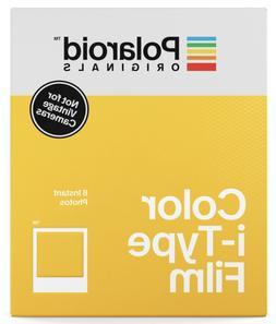 Polaroid Originals Color i-type Film  EXPIRY DATE.09/2020