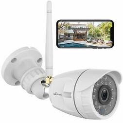Outdoor Security Camera, Wansview 1080P Wireless WiFi Home S