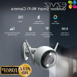 EZVIZ Outdoor Security Camera WIFI 1080P Smart APP Colored N
