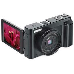 P11 Flip Screen Wireless WIFI Full HD 1080P 24MP 16X Zoom Di