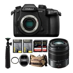 Panasonic Lumix GH5 4K Mirrorless Camera with 45-150mm Lens