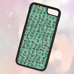 Pattern ~ Cameras, Teal, Photographer Gift ~ Phone Case | iP