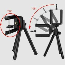 Phone Holder Cellular Clip Photography Stand Digital Tripod