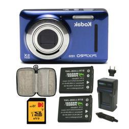 Kodak PIXPRO Friendly Zoom FZ53 Digital Camera with Case and