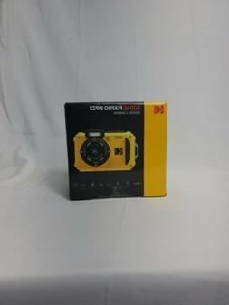 Kodak PIXPRO WPZ2 UNDERWATER Digital Camera Yellow NEW