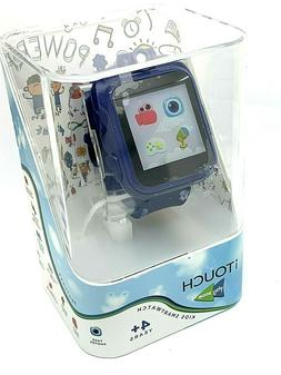 itouch Play Zoom Kids Smartwatch Games Camera Interactive Bl