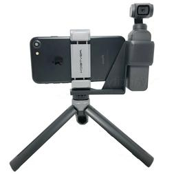 PGYTECH Pocket Camera Tripod Mount Phone Holder Accessories