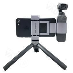 PGYTECH Pocket Camera Tripod Mount Phone Holder+ Accessories