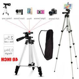 Portable Camera Tripod Digital Camcorder Phone Gopro Fishing