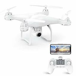 Potensic T25 GPS Drone, FPV RC Drone with Camera 1080P HD Wi