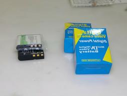 GE Power Pro X600 Camera Heavy Duty  Recharageble Battery GE