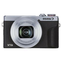 Canon PowerShot G7 X Mark III 20.2MP 4K Digital Camera 4.2x