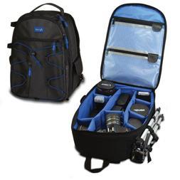 PRO DSLR Camera Shoulder Case Bag Waterproof Backpack For Ca