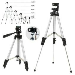 Professional Phone Tripod Stand Holder with Ball Head +Bag T