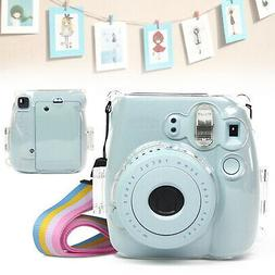 Protective Hard Clear Case Cover for Fujifilm Instax Mini 8/