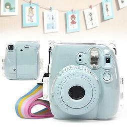 Protective Hard Clear Case Cover for Fujifilm Instax Mini 8/