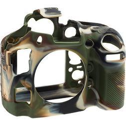 easyCover Protective Silicon Skin - Camera Cover for Nikon D
