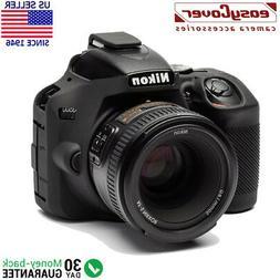 easyCover Protective Silicon Skin Camera Cover for Nikon D35
