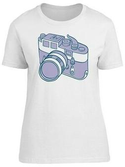 Purple Old Camera Men's Tee -Image by Shutterstock