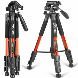 ZOMEI Q111 Professional Portable Tripod for Camera&Video For
