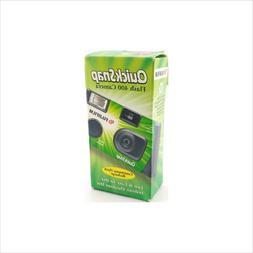 Fujifilm Quick Snap Flash 400 Camera 2008 Expire 27 Exposure