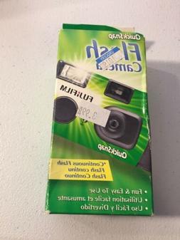 Fujifilm Quick Snap Flash Camera 27 Exp/Poses 06/2013
