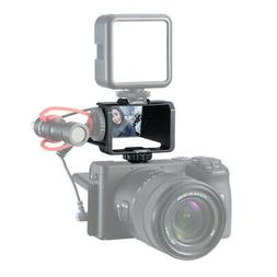 UURig R031 Cold Shoe Bracket Camera Selfie Vlog Flip Screen