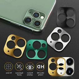 Rear Camera Lens Protector Aluminum Ring Case Accessories Fo