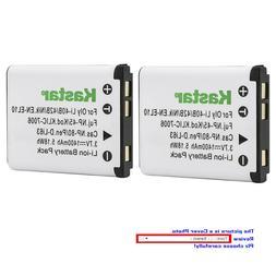 Kastar Replacement Battery for Olympus Li-40B Li-42B & Olymp