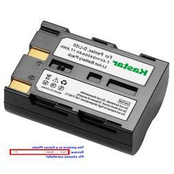 Kastar Replacement Battery for Pentax D-Li50 & PENTAX K10D K