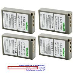 Kastar Replacement Battery Pack for Olympus BLS-5 & Olympus