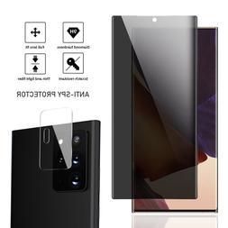 For Samsung Galaxy Note 20/20 Ultra 5G Anti-Spy Privacy Glas