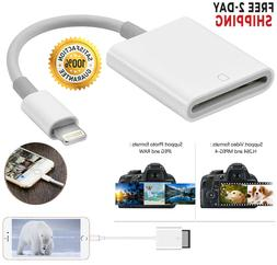 SD Card Reader Lightning Adapter Trail Game Camera Viewer ip