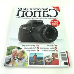SENIORS GUIDE TO CANON Magazine 2020 Camera Help Tips Guides