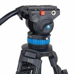 SIRUI SH-25 Broadcast Tripod Starter with Video Head