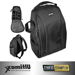ULTIMAX Digital SLR & Video Camera Bag UM-BP100 Backpack