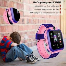 Smart Watch Bluetooth Waterproof Camera GSM SIM For Android