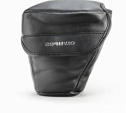 Olympus Soft Leather Camera Case - Free Shipping