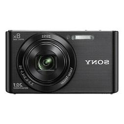 Sony Cyber Shot DSC - W830 Camera , 20.1 MP , 8 Optical Zoom