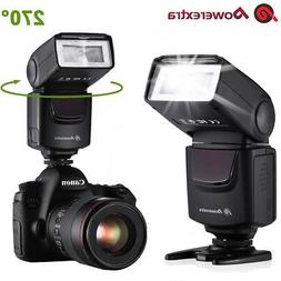 Slave Camera Flash Speedlite Light Wireless For Nikon Canon