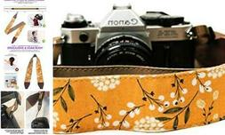 Spring Blossom Flowers Camera Shoulder Strap Belt All DSLR M