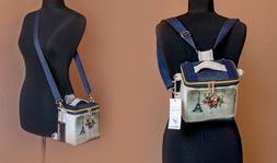 Stylish camera bag crossbody Women backpack for Nikon Canon