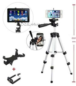 Tablet Camera Tripod Stand Mount+Universal Holder for i Pad