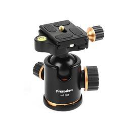 Pergear TH3 Pro Tripod Ball Head Professional 360 Fluid Rota