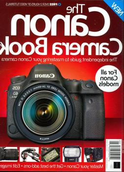 The Canon Camera Book Eleventh Edition 2019 - For All Canon